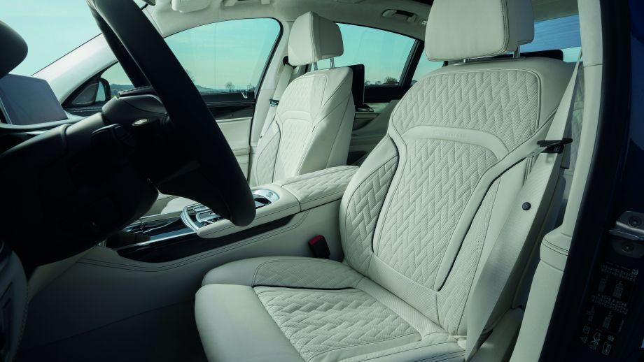 BMW ALPINA B7 Sitze