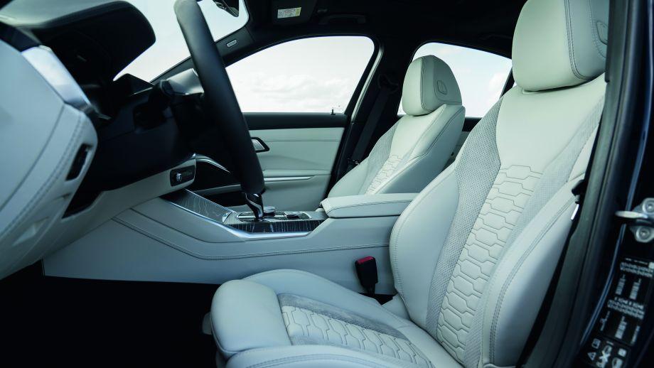BMW ALPINA B3 Limousine Sitzer