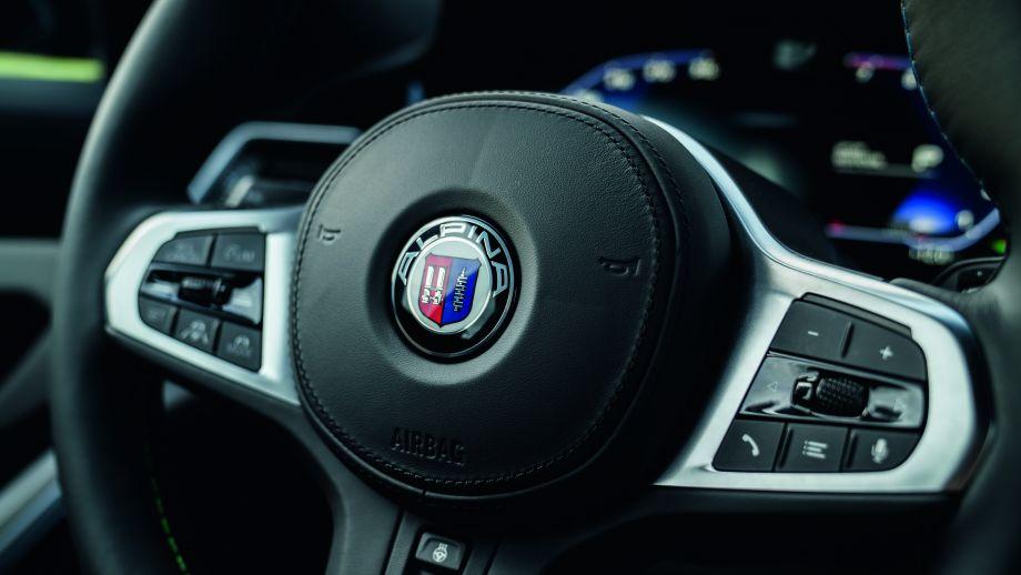 BMW ALPINA B3 Limousine Lenkrad