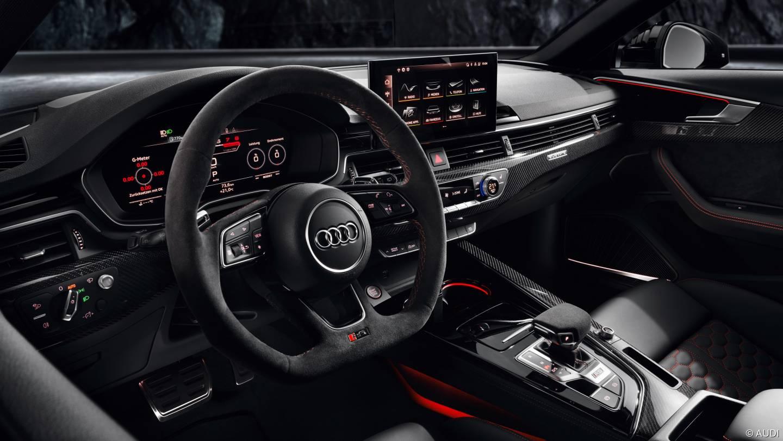 2020 Audi Rs4 History