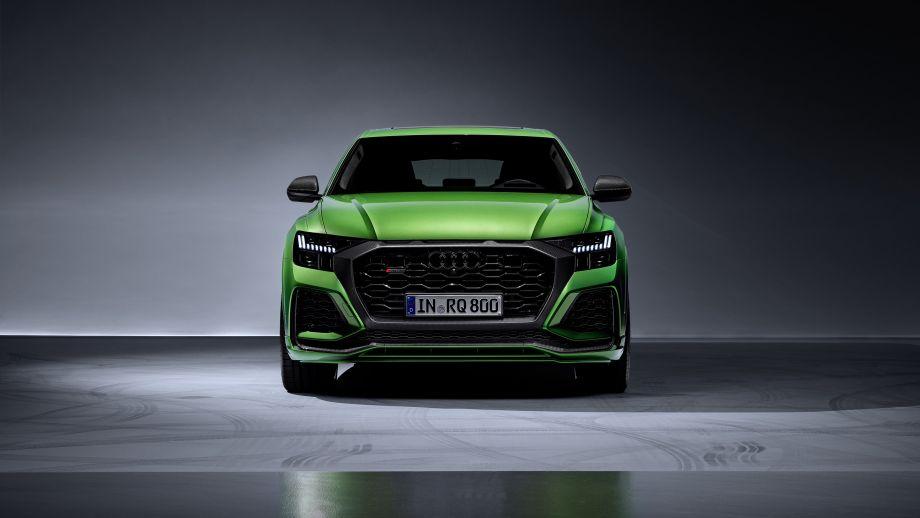 Audi RS Q8 Grill, LED, Felgen, Front