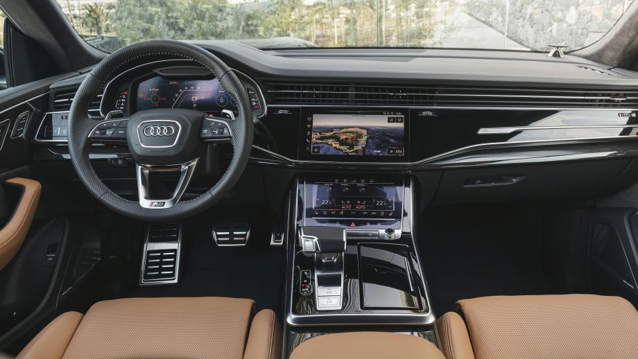 Audi RS Q8 Interieur, Cockpit
