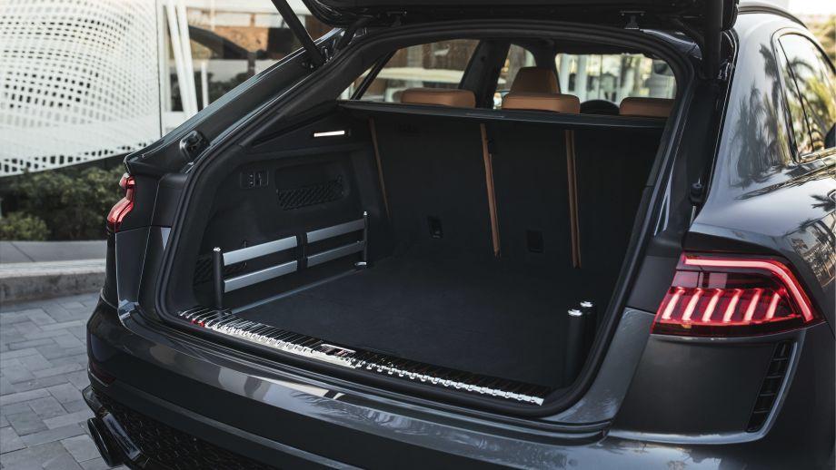 Audi RS Q8 Kofferraum, LED