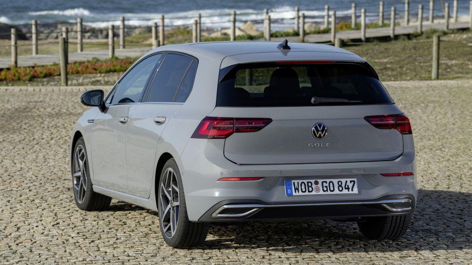 VW Golf Heck