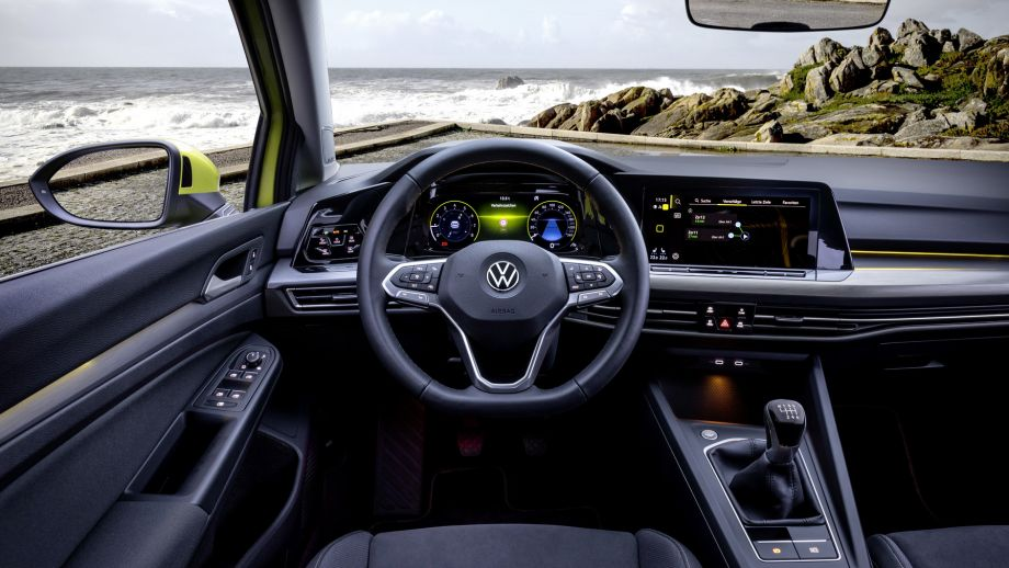 VW Golf Lenkrad