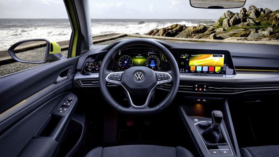 VW Golf Interieur