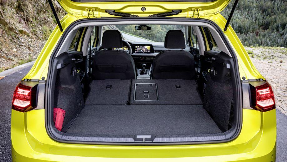 VW Golf Kofferraum
