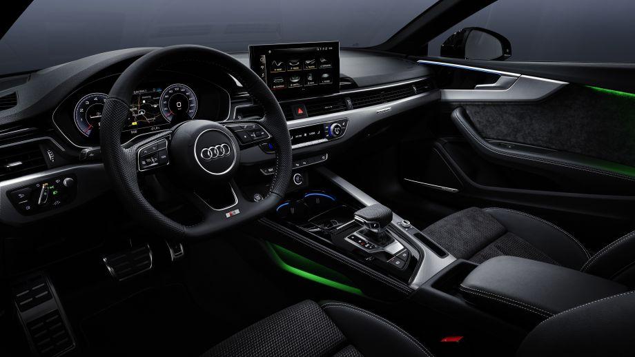 Audi A5 Coupé Virtual Cockpit, Interieur, Ambiente