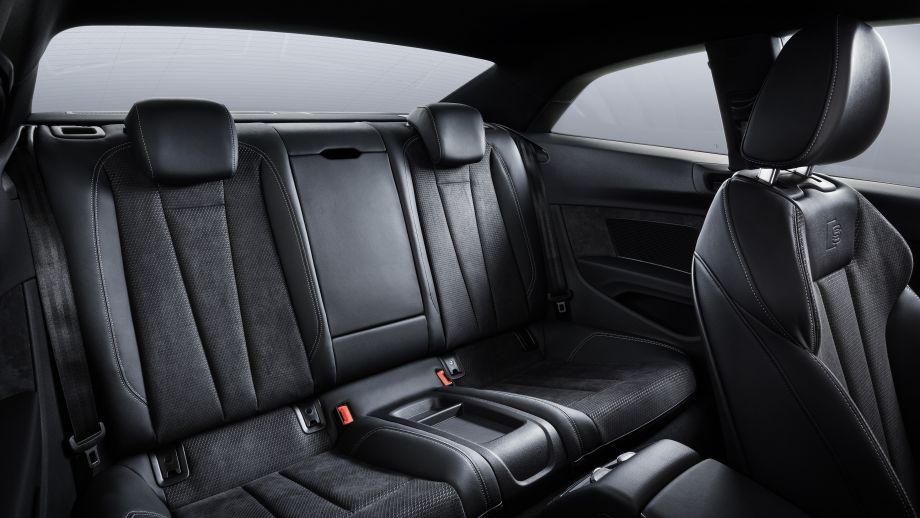 Audi A5 Coupé Rückbank, Interieur, Ambiente
