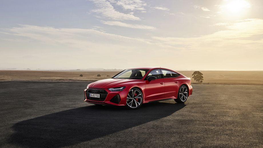 Audi RS7 Sportback Grill, LED, Felgen
