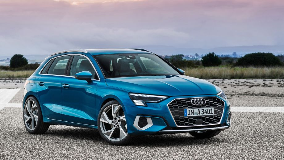 Audi A3 Sportback Grill, LED, Felgen