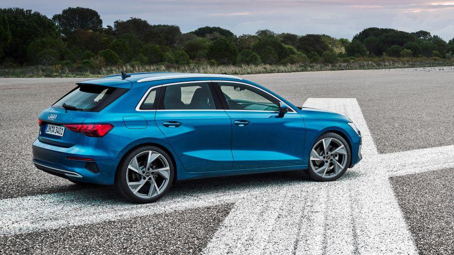 Audi A3 Sportback LED, Felgen