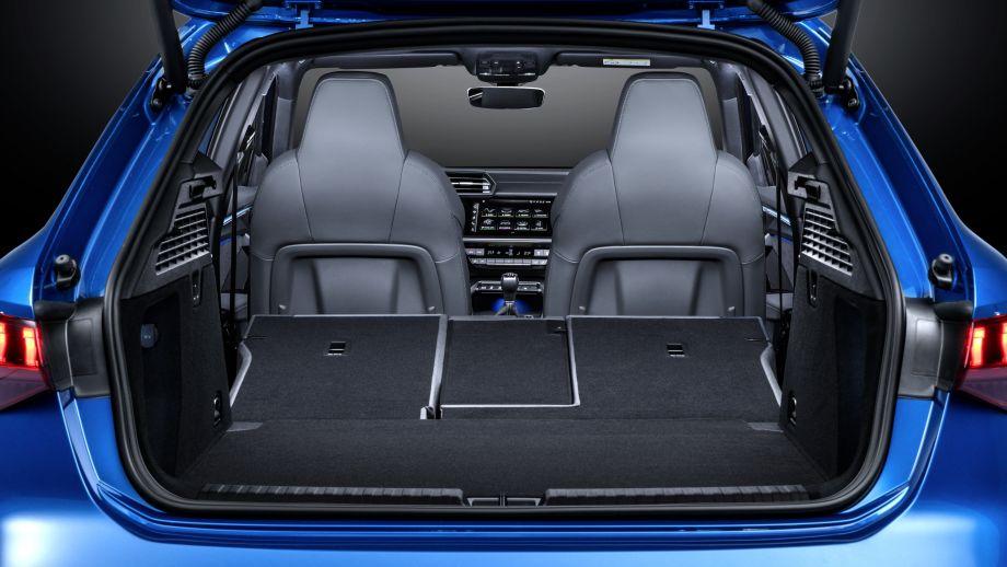 Audi A3 Sportback Kofferraum, Platz