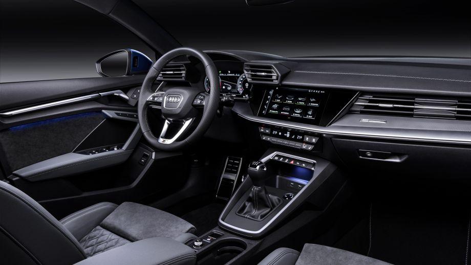 Audi A3 Sportback Cockpit, Ambiente, Sitz