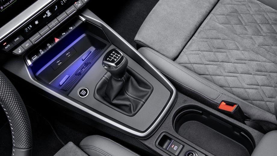 Audi A3 Sportback Interieur, LED