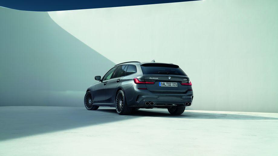 BMW ALPINA D3 S
