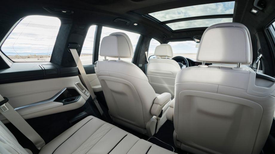 BMW Alpina XB7 3. Sitzereihe