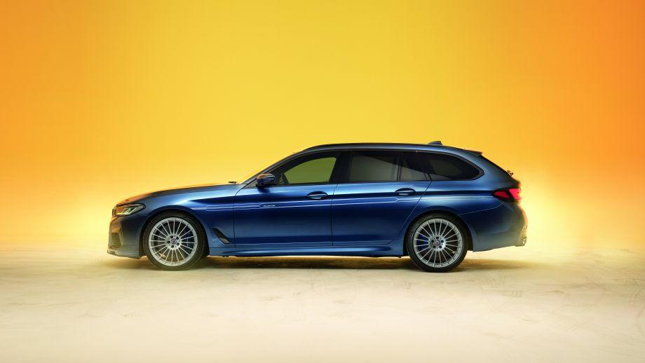 BMW ALPINA B5 Touring LCI
