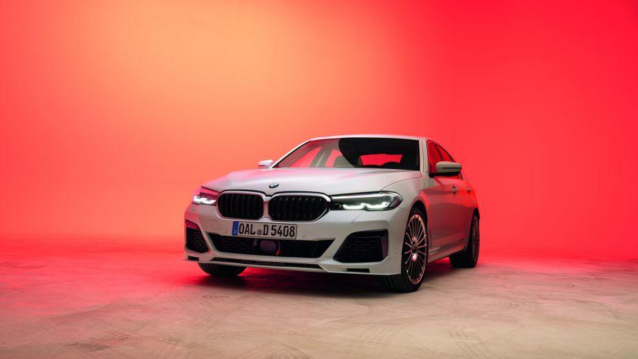 BMW ALPINA D5 S Limousine