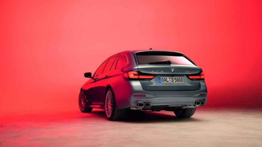BMW ALPINA D5 S Touring Kombi