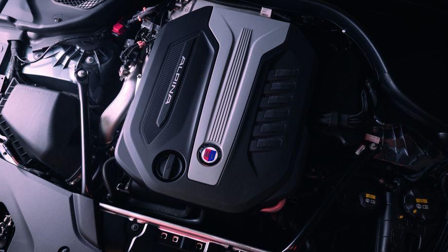 BMW ALPINA D5 S Touring Schweiz