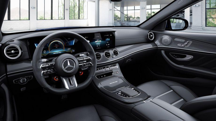 Mercedes-AMG E63 T-Modell Kombi