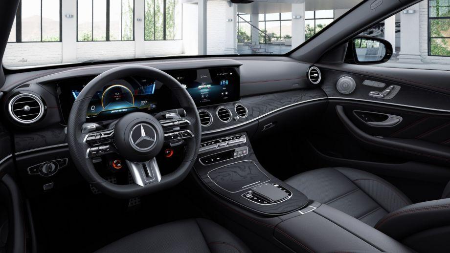 Mercedes-AMG E53 4MATIC Limousine Facelift Lenkrad