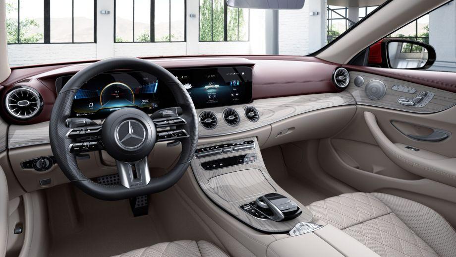 Mercedes-AMG E53 4MATIC+ Cabrio