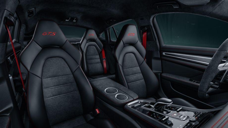Panamera GTS V8