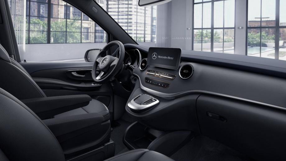 Mercedes-Benz EQV Interieur