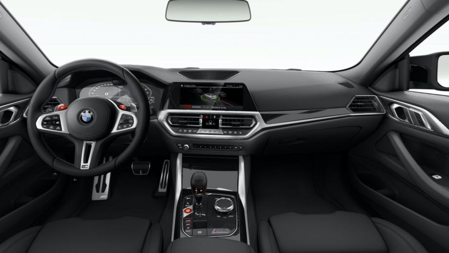 BMW M4 Interieur