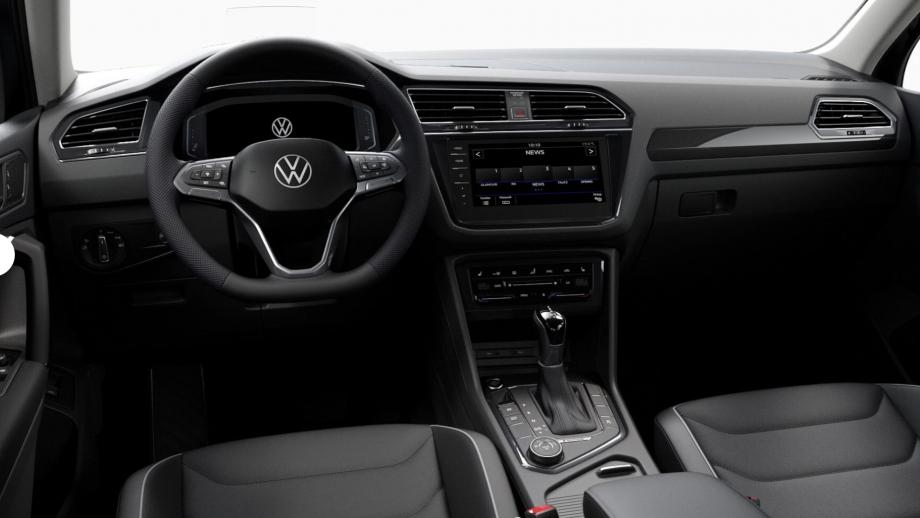 VW Tiguan Facelift