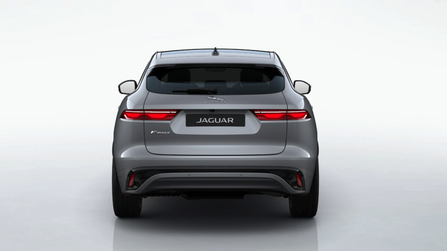 Jaguar F-Pace Facelift Heck