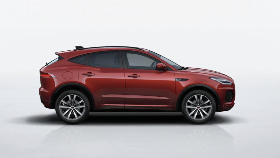 Jaguar E-Pace Facelift Felgen