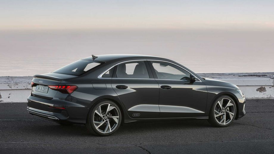 Audi A3 Limousine Seite