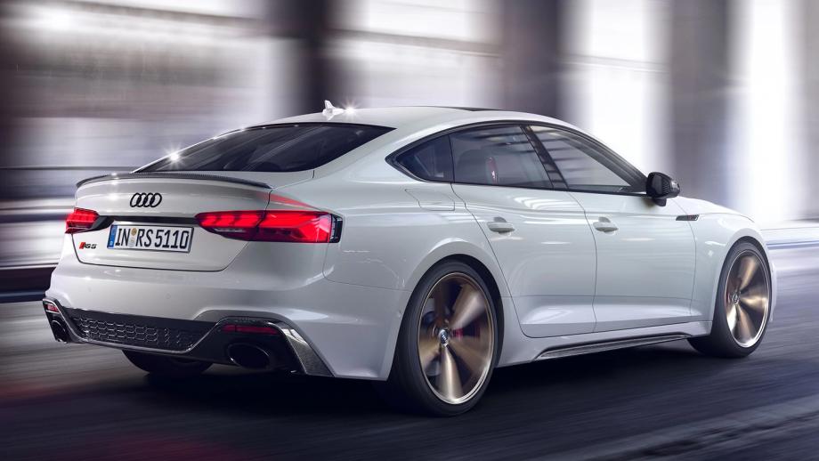 Audi RS5 Sportback Facelift Heck