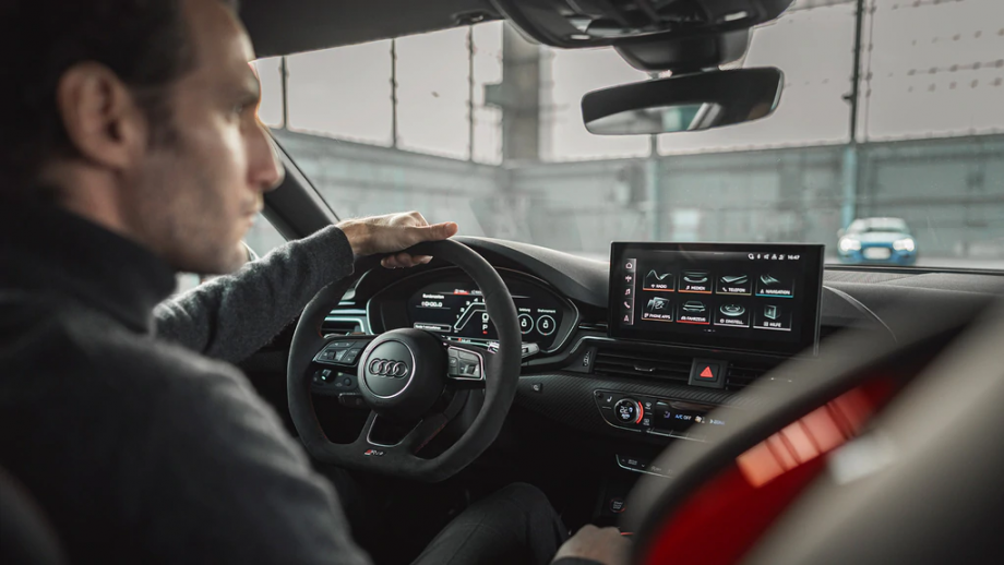 Audi RS5 Sportback Facelift Interiuer