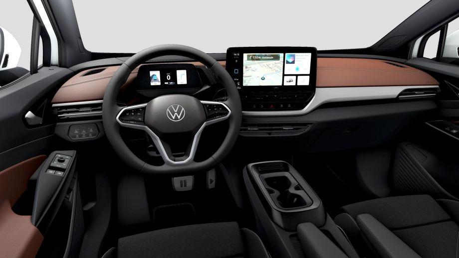 VW ID4 Interieur