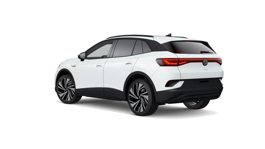 VW ID4 Heck