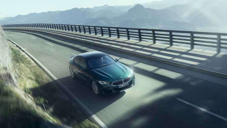 BMW-ALPINA B8 GranCoupé