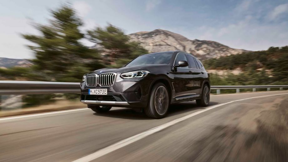 BMW X3 LCI Facelift