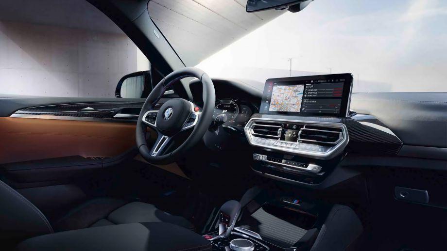 BMW X3 M Cockpit