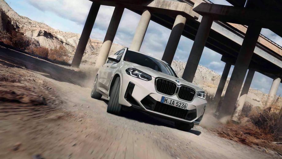 BMW X3 M LCI Facelift