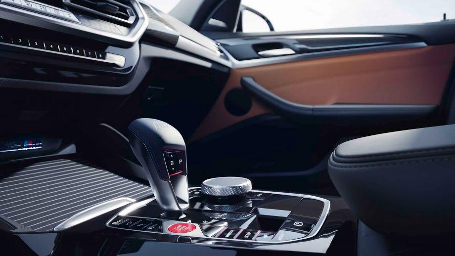 BMW X3 M Getriebe Competition