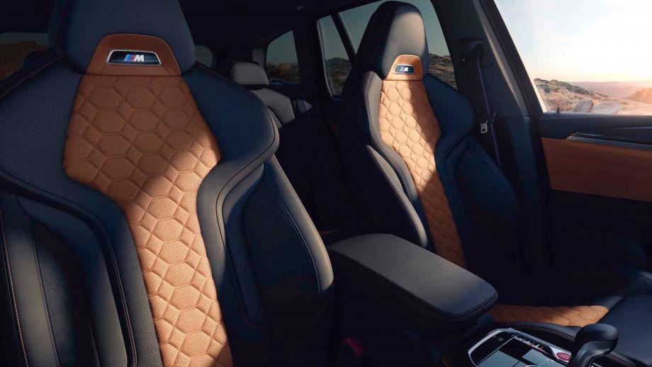 BMW X3 M Sportsitze