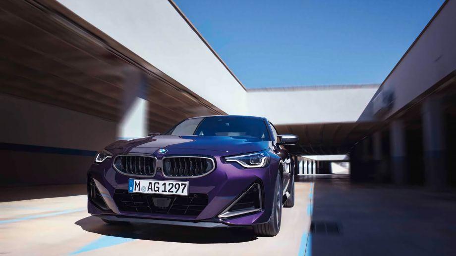 BMW 2er Coupé M240i